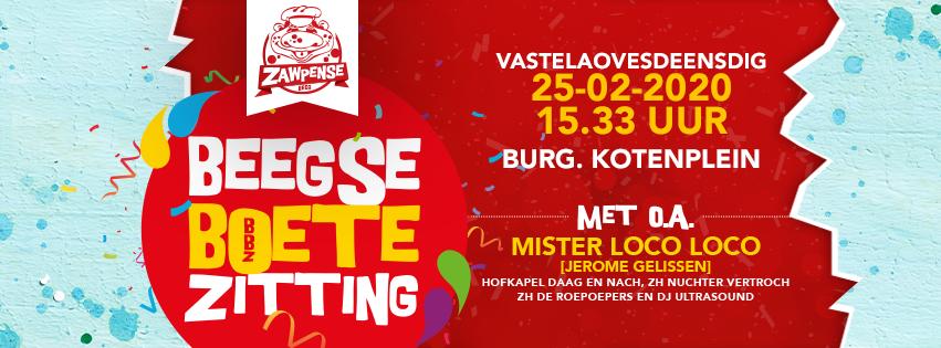 Beegse Boete Zitting