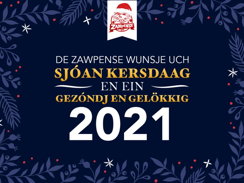 Zawpense Kerst 2020